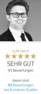 Erfahrungsbericht Rechtsanwalt Insolvenzrecht München