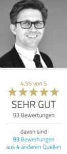 Erfahrungsbericht Rechtsanwalt für Erbrecht München